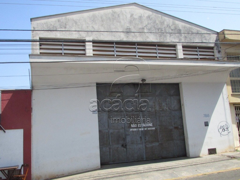 Barracão, Cidade Alta
