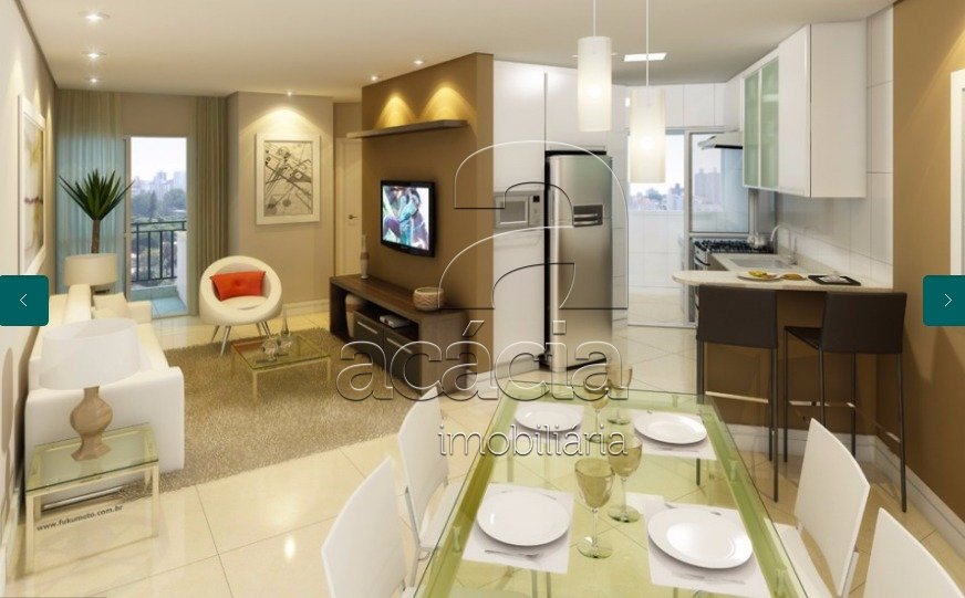 Apartamento, Pauliceia