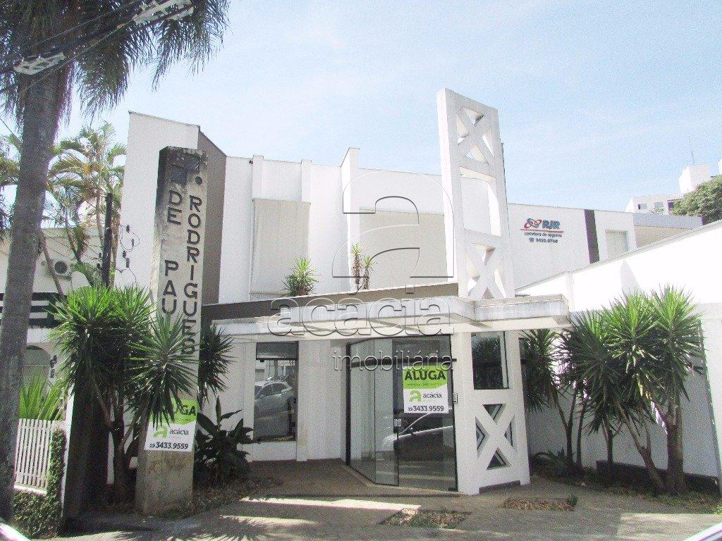 Comercial, Cidade Jardim
