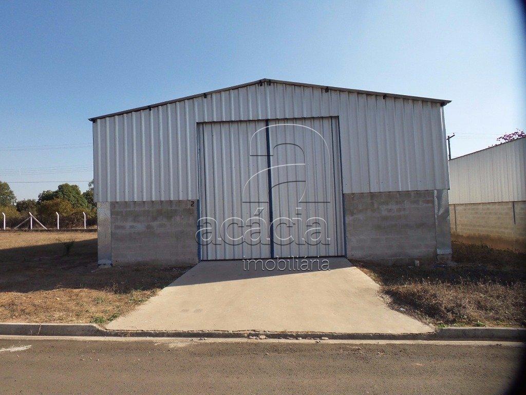 Barracão, Jardim Nova Aurora