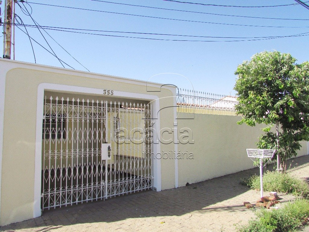 Casa - Vila Monteiro - Piracicaba