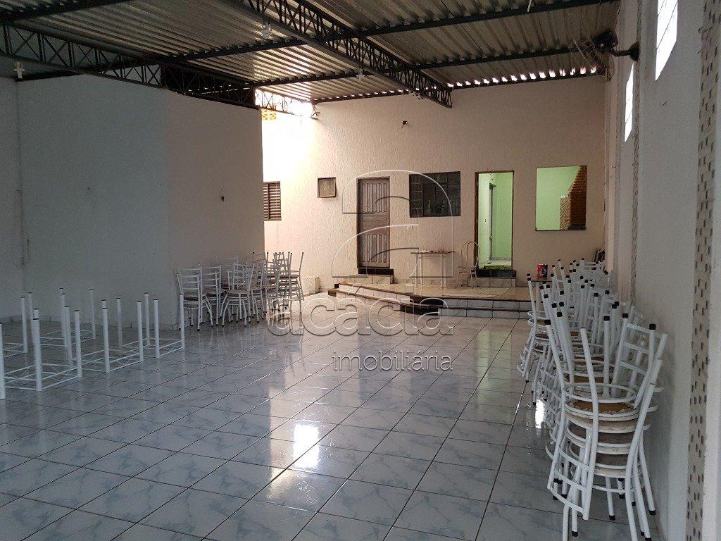 Barracão, Santa Terezinha