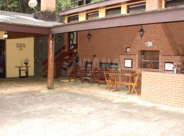 Chácara de 5 dormitórios à venda em Jardim Pastoril, Ribeirão Pires - SP