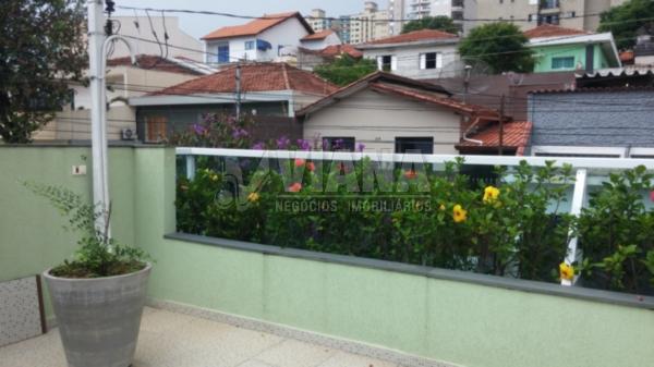Sobrado de 4 dormitórios em Campestre, Santo André - SP