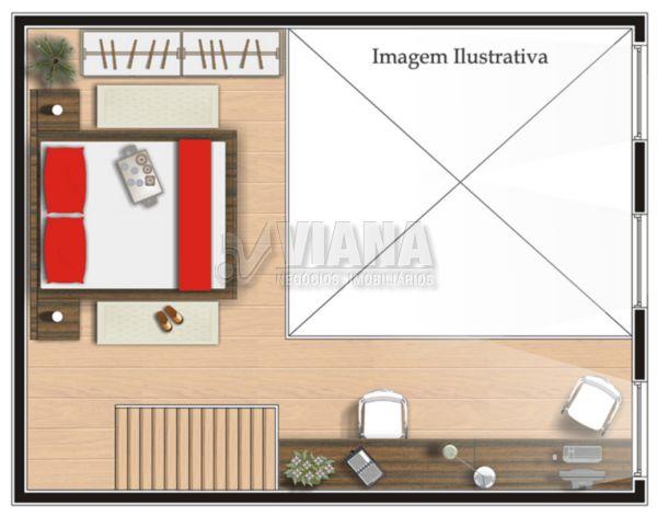 Apartamentos de 1 dormitório à venda em Centro, Santo André - SP