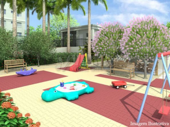 Fatto Club Diadema de 02 dormitórios em Centro, Diadema - SP