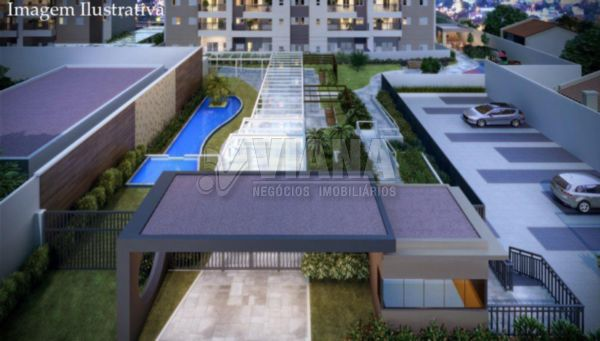 Empreendimento de 2 dormitórios em Parque Jaçatuba, Santo André - SP