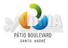 PATIO BOULEVARD - Lançamento - Santo André - Parque Jaçatuba