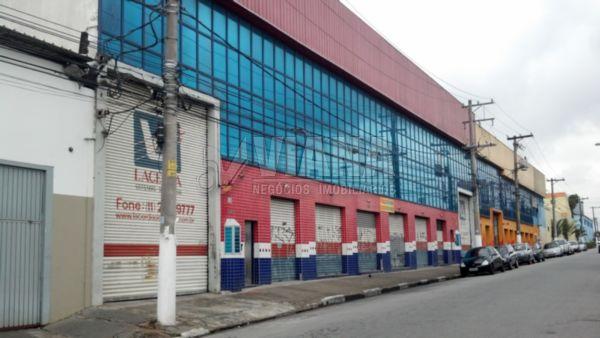 Pavilhão à venda em Utinga, Santo André - SP