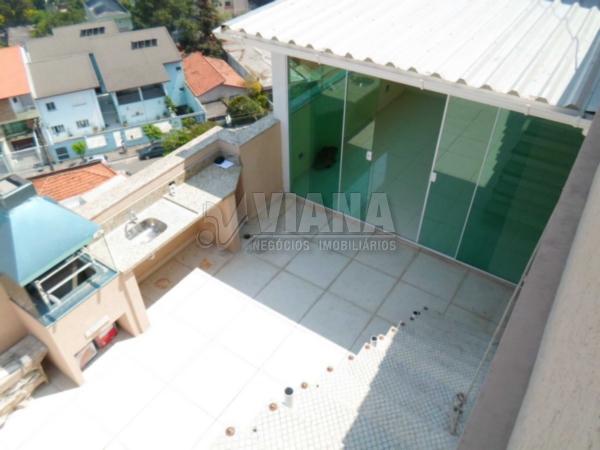 Coberturas de 2 dormitórios em Vila Bastos, Santo André - SP