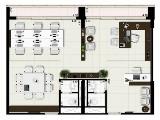 Sala 49 m²