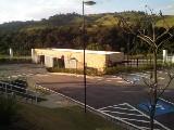 Vista do Salão de Festa