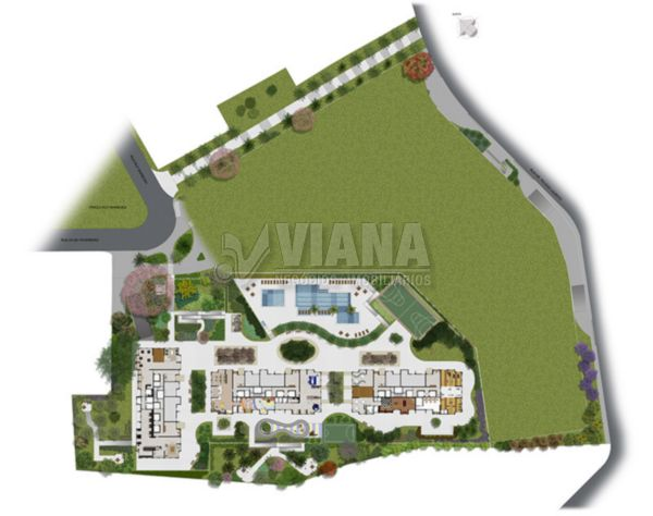 Start Jardim Clube Sbc de 01 dormitório em Centro, São Bernardo Do Campo - SP