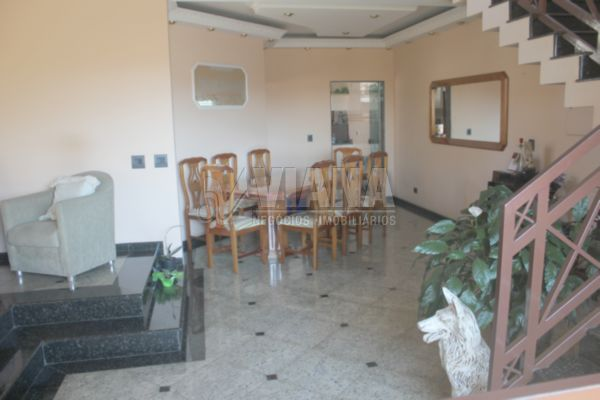 Sobrado de 3 dormitórios à venda em Vila Assunção, Santo André - SP