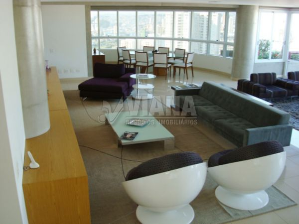 Coberturas de 4 dormitórios à venda em Jardim, Santo André - SP
