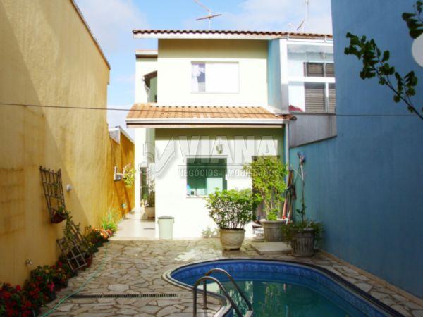 Casa Comercial de 3 dormitórios em Vila Assis Brasil, Mauá - SP