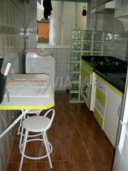 Apartamentos de 2 dormitórios à venda em Vila Homero Thon, Santo André - SP