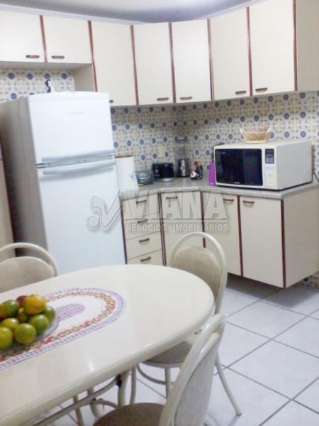 Sobrado de 3 dormitórios em Santa Maria, Santo André - SP