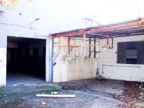 Pavilhão em Vila Dora, Santo André - SP