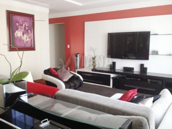 Apartamentos de 4 dormitórios em Campestre, Santo André - SP
