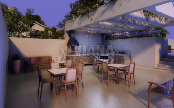 Empreendimento de 2 dormitórios em Vila Alzira, Santo André - SP