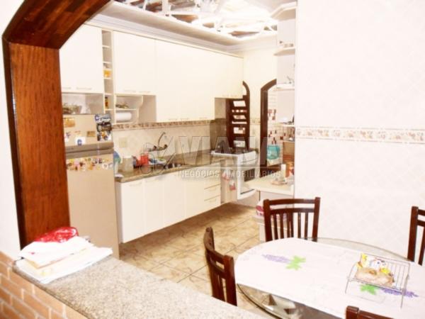 Sobrado de 3 dormitórios à venda em Parque Marajoara, Santo André - SP