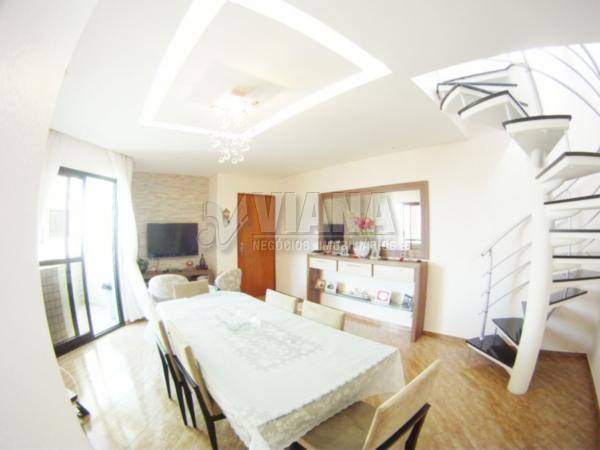 Coberturas de 2 dormitórios em Rudge Ramos, São Bernardo Do Campo - SP