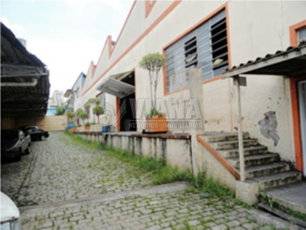 Pavilhão em Tamanduateí, Santo André - SP