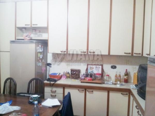 Sobrado de 3 dormitórios em Sacadura Cabral, Santo André - SP