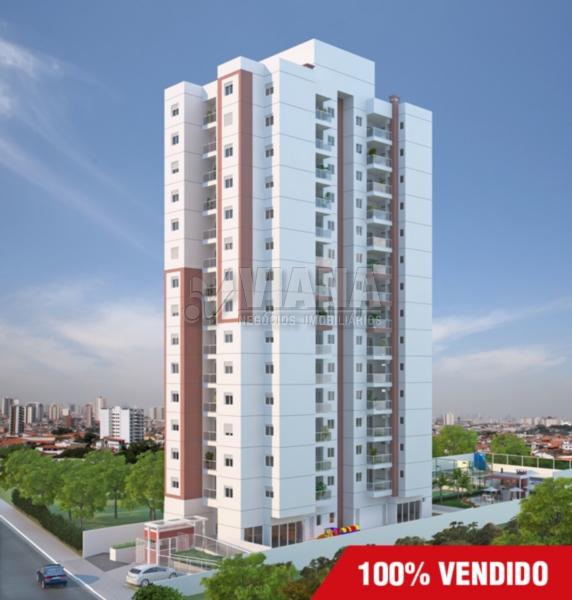 Empreendimento de 2 dormitórios em Vila Assunção, Santo André - SP