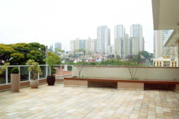 Apartamentos de 4 dormitórios em Jardim, Santo André - SP