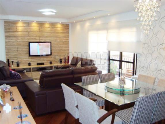 Apartamentos de 3 dormitórios à venda em Vila Marina, Santo André - SP