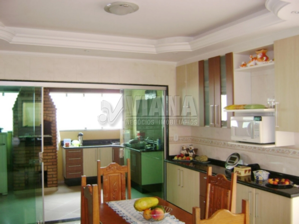 Casa de 4 dormitórios em Baeta Neves, São Bernardo Do Campo - SP