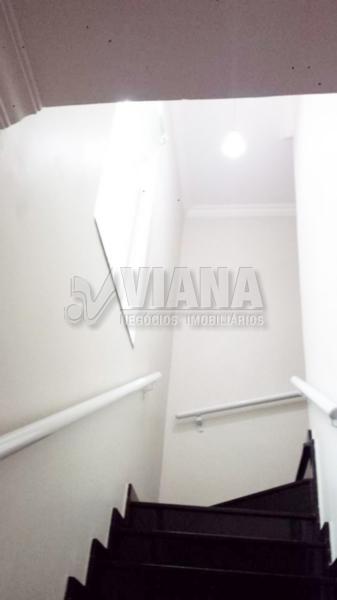 Sobrado de 3 dormitórios em Jardim Milena, Santo André - SP
