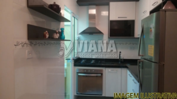 Apartamentos de 2 dormitórios em Parque Das Nações, Santo André - SP