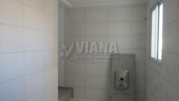 Coberturas de 2 dormitórios à venda em Santo Antônio, Santo André - SP