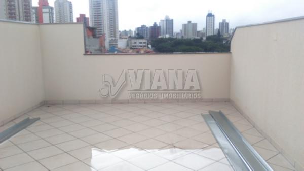 Coberturas de 2 dormitórios à venda em Vila Valparaíso, Santo André - SP