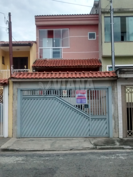 Sobrado de 3 dormitórios em Parque Oratório, Santo André - SP