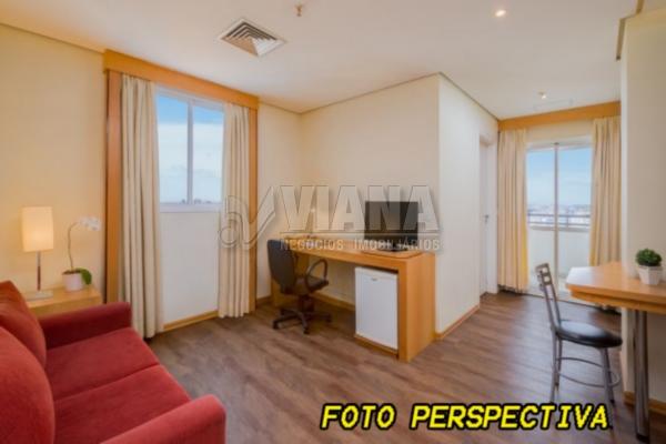 Apartamentos de 1 dormitório em Centro, Santo André - SP
