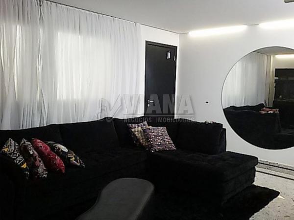 Sobrado de 3 dormitórios em Vila Homero Thon, Santo André - SP
