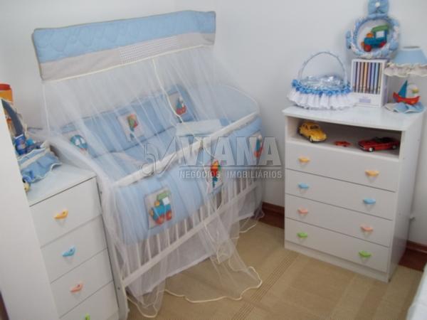 Apartamentos de 3 dormitórios em Camilópolis, Santo André - SP
