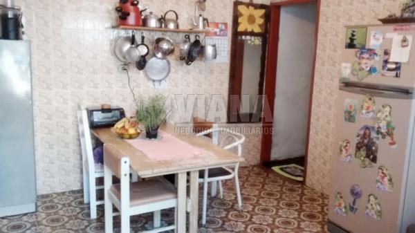 Casa de 2 dormitórios à venda em Parque Das Nações, Santo André - SP