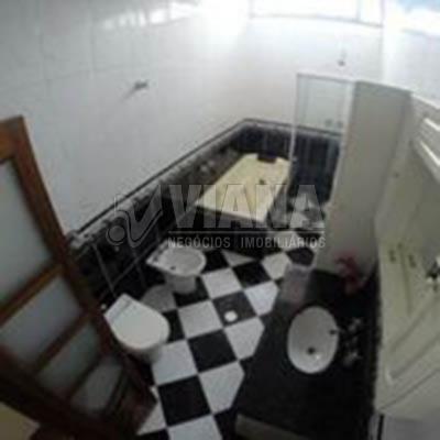 Sobrado de 4 dormitórios em Camilópolis, Santo André - SP