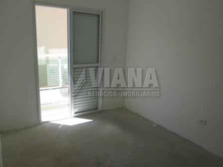 Coberturas de 2 dormitórios à venda em Campestre, Santo André - SP