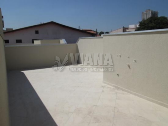Coberturas de 2 dormitórios em Campestre, Santo André - SP