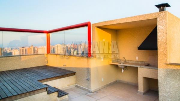 Coberturas de 2 dormitórios em Jardim, Santo André - SP