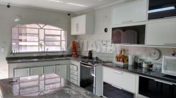Sobrado de 3 dormitórios à venda em Vila Mazzei, Santo André - SP