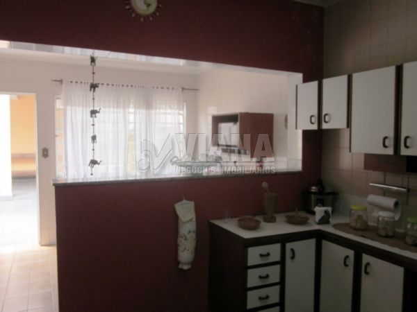 Casa de 2 dormitórios em Cidade São Jorge, Santo André - SP