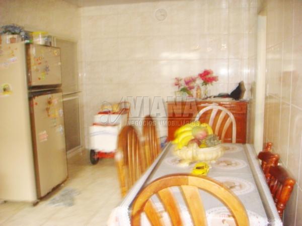 Casa de 2 dormitórios em Santa Maria, Santo André - SP
