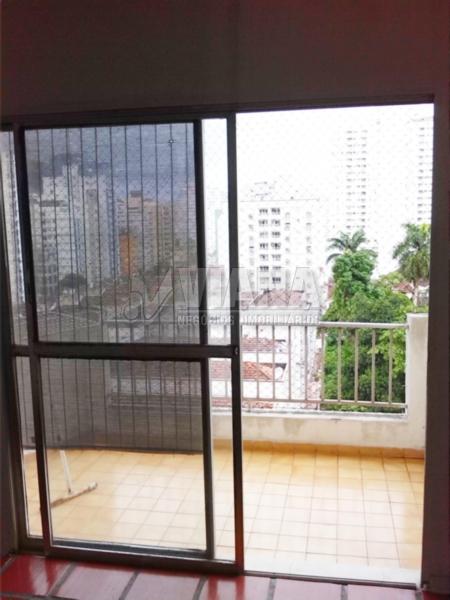 Apartamentos de 1 dormitório em Centro, São Vicente - SP